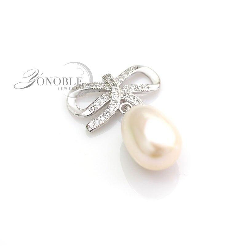 Arco colgante con perla