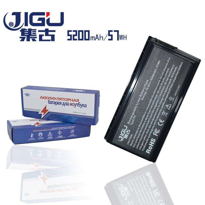 JIGU Batteria Del Computer Portatile 90-NLF1B2000Y A32-F5 Per Asus F5 X50SL X50VL X50RL F5VL A32-F5 F5Gl f5sl 6 Celle