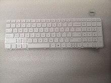 Nowy US biały klawiatura do HP Pavilion G6 G6-2000 G6Z-2000 G6-2000 g6-2100 G6-2163sr G6Z-2000 z ramą