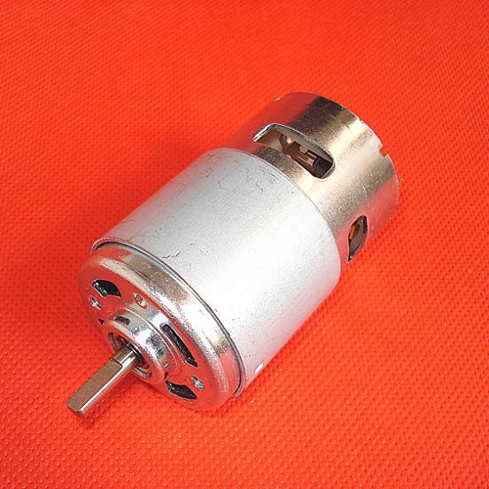 La nueva R775 ultra baja velocidad de alta motor de torsión R775 máquina en miniatura herramientas motor licuadora eléctrica productos Premium