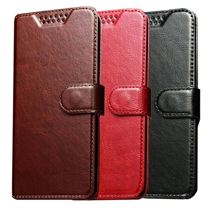 Funda de cuero tipo billetera para Asus Zenfone Go, carcasa con tapa...