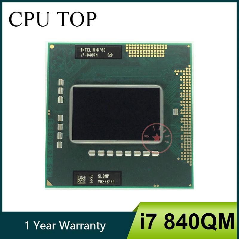 Intel Core i7 840QM Processor Extreme Edition 8M 1.86 GHz Laptop CPU SLBMP