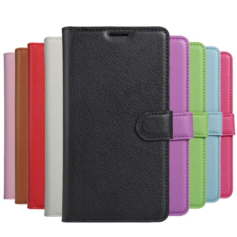 For Lenovo K6 Case 5.0 inch Luxury Wallet PU Leather Back Cover Phone Case For Lenovo K6 Case Flip Skin Bag With Card Holder