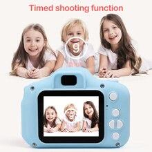 2.0 Inch Color Screen Children Mini Cute Digital Camera 1080P HD Children Toys Video Recorder Camcor