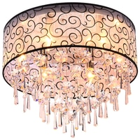 40CM Warm romantic led ceiling lamp crystal Pendant Light atmosphere high-end living room lamp bedroom lighting ZP5151009