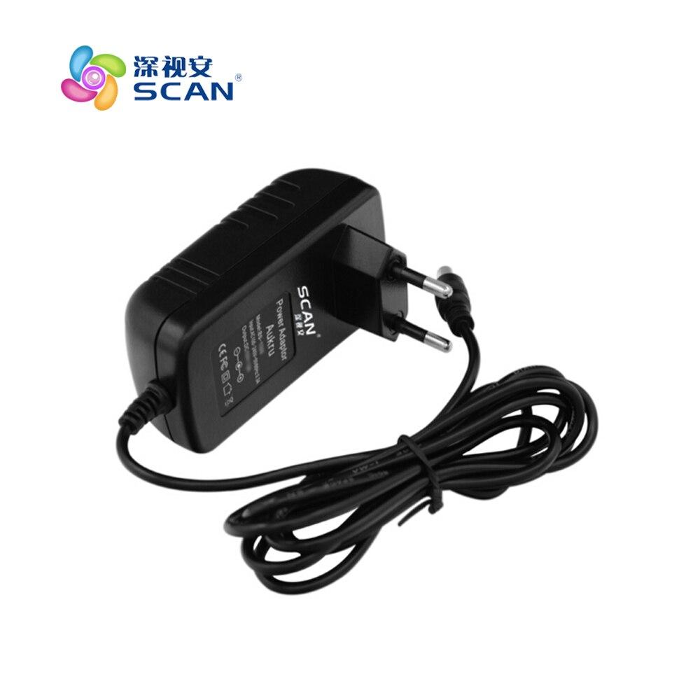 Ue plug ac 100 v-240 v 12v 2a adaptador de fonte de alimentação para a segurança cctv ip câmera roteadores hubs led strip 5.5*2.1mm freeshipping