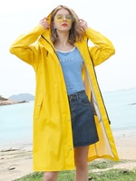 Transparent Yellow Raincoat Women Fashion Men Poncho Adult Hiking Lightweight Travel Long Waterproof Coats for Men White Black 6