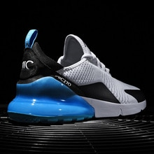 Chaussures de Sport hommes 2019 marque chaussures de course respirant Zapatillas Hombre Deportiva chaussures formateur hommes baskets 9 couleur hommes chaussures