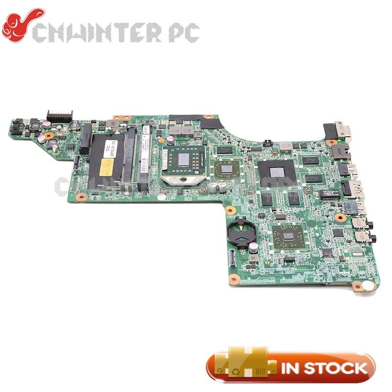 Placa base para ordenador portátil NOKOTION para HP DV6 DV6-3000 series 603939-001 Mobility Radeon HD 5650 DDR3 placa base daolx8mb6d1 cpu gratis