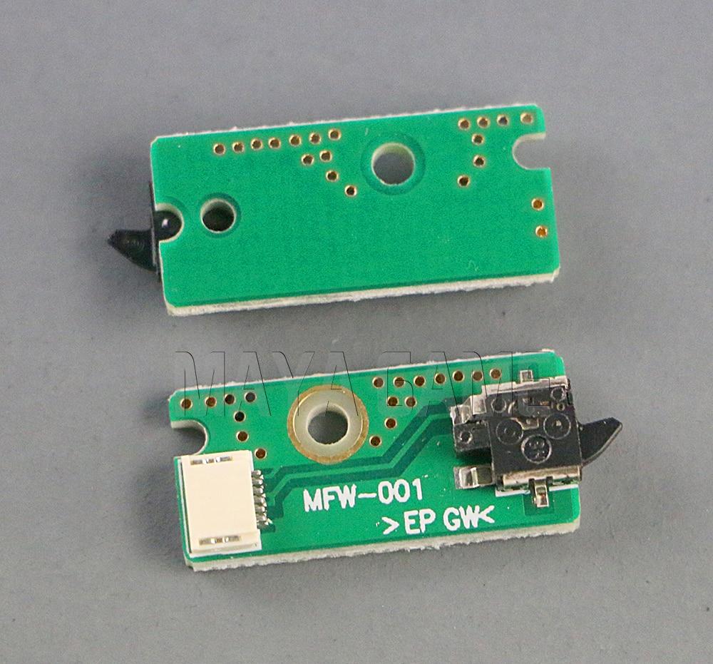 OCGAME Cartão Eject Power ON OFF Switch Placa PBC Para PS3 Super Slim MFW-001 CECH-4000 4001 40xx 50 pçs/lote
