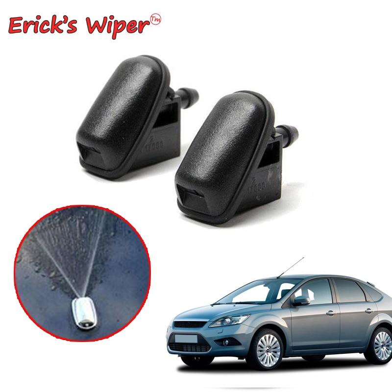 Erick's Wiper 2 шт./лот Омыватель переднего лобового стекла для Ford Focus 2 2004 - 2011 OE: 1708176
