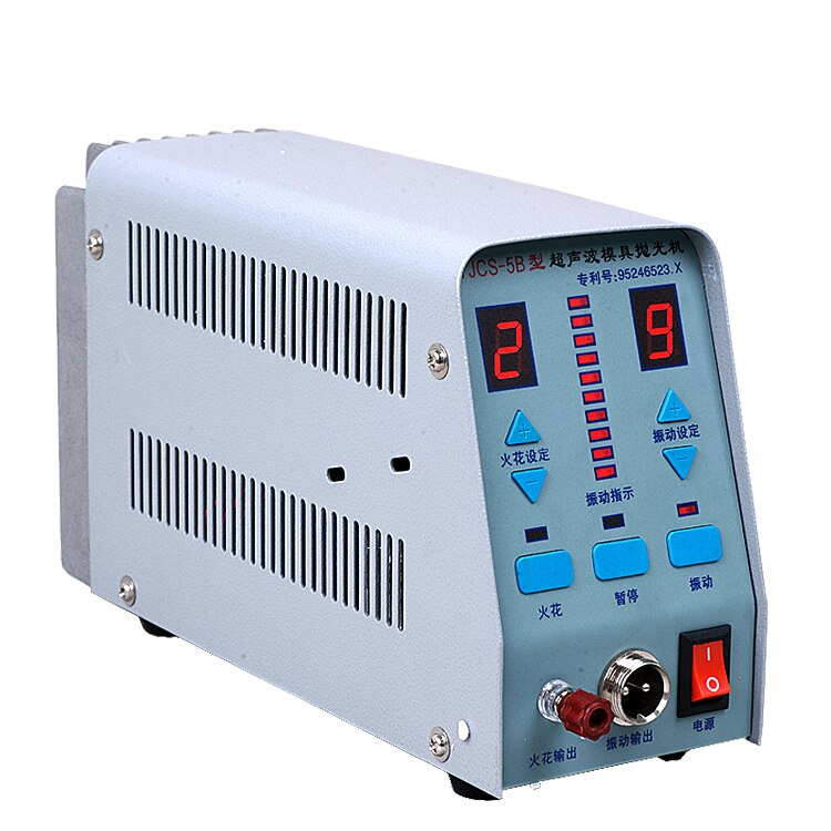 جديد YJCS-5B المهنية بالموجات فوق الصوتية العفن الملمع تلميع آلة