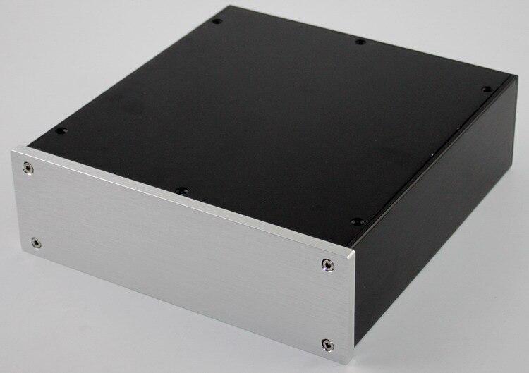 215*70*230mm WA35 Full aluminum amplifier chassis / Pre-amplifier / DAC Decoder / AMP Enclosure / case / DIY box