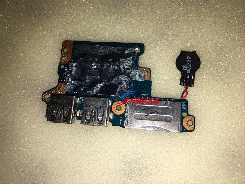 ل ASUS Ux303l Ux303la Ux303ln IO Board Rev 2 USB SD PCB Bios بطارية 100% TESED OK
