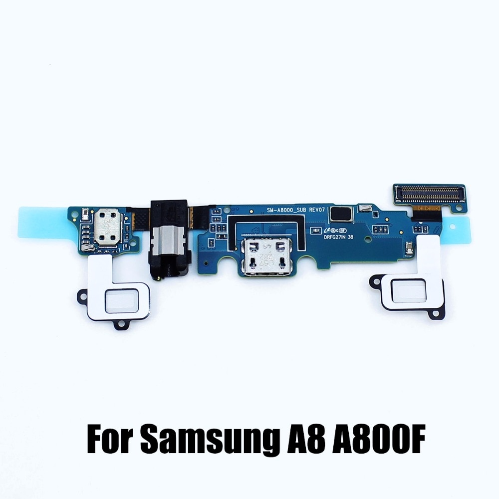 USB Charging Dock For Samsung Galaxy A8 A800F A8000 Charger Port Connector Replacement Parts enlarge