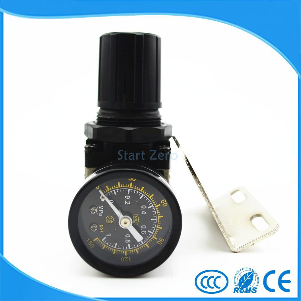 AR2000-02 G1/4 SMC Tipo di Pneumatico mini air regolatore di pressione unità di trattamento aria