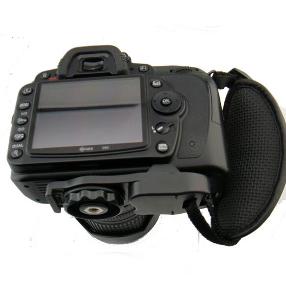 Centechia Camera Hand Strap Grip For Canon 5D Mark Ii 650D 550D 70D 60D 6D 7D Nikon D90 D600 D7100 D