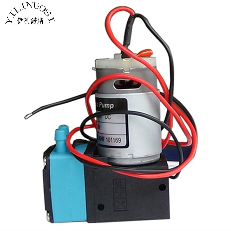 XULI imprimante DC24V 7 W grande pompe à encre UV pour imprimantes UV