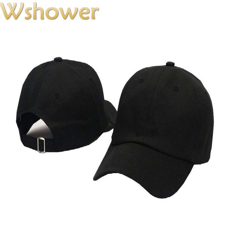 Which in shower Fitted Baseball Hat Cap Plain Basic Blank Color Visor Ball Curved Snapback Cap Women Men Trucker Bone Sun Hat