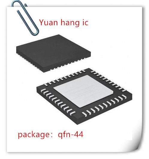 Nuevo 10 unids/lote PIC18F4455-I/ML PIC18F4455 18F4455 QFN-44 IC