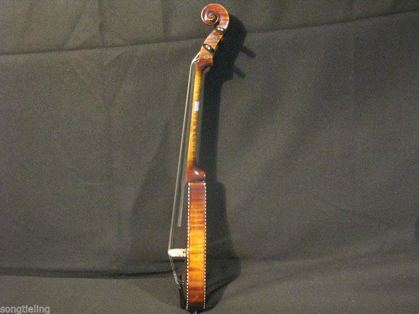 Baroque style fancy SONG brand Pochette violin 7 3/4
