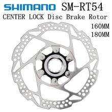 Shimano Deore Sm RT54 RT30 Remschijf Center Lock Disc Rotor Mountainbikes Disc M615 RT54 M6000 Remschijf 160mm 180 Mm Mtb