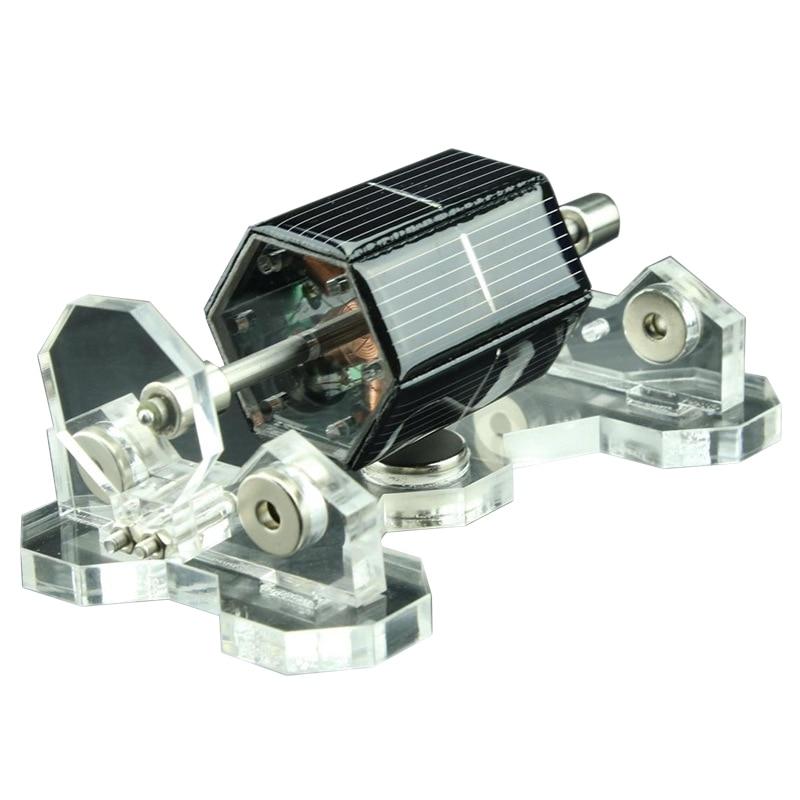 Motor de 5,5 pulgadas hecho a mano del modelo del Motor de levitación magnética del Motor Solar del Mendocino