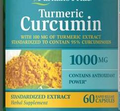 Curcumina cúrcuma do orgulho 1000 mg/60 ajuda luta pilha-os radicais livres prejudiciais apoiam a estimulação das defesas naturais do corpo
