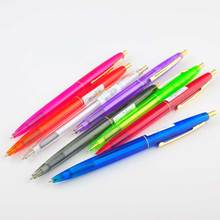 Japon BIC édition limitée couleur Transparent stylo à bille 0.7mm stylo à bille 1 pièces