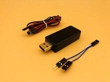 WiFi переключатель для компьютера USB беспроводной переключатель 2,4 ГГц/b/g/n мобильный перезапуск Перезагрузка пульт дистанционного управлени...