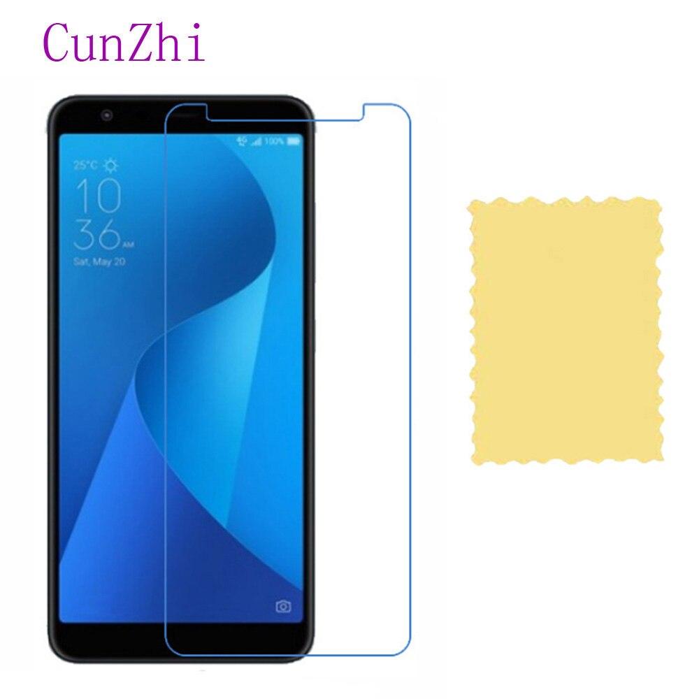 3 piezas de película protectora para Asus ZenFone Max Plus M1 ZB555Kl Protector de pantalla LCD Ultra Slim HD película