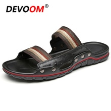 Mode en plein air Tong Homme Chaussure pantoufles légères décontracté dété sandales hommes offre spéciale hommes pantoufles tongs hommes diapositives