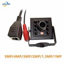 HQCAM-caméra IP 5 mp 4 mp 3 mp 1M 1,3 mp   MINI IR 940nm, 10 pièces, led Onvif, Cctv, Mini caméra Ir, caméra Ip IR