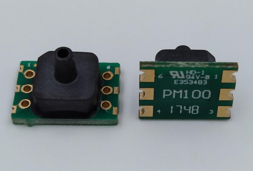 PM100 PM-100 SMD Chip presión absoluta Sphygmomanometer Sensor de presión IC alta resolución