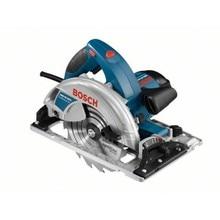 Bosch 0601668902 원형 톱 gks 65 gce professional 1900 w 190mm 커팅 디스크 45 °/90 ° 48/65mm 4,9 kg + 1 가이드 fsn 1600