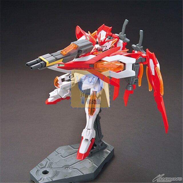 Original modelo Gundam HG 1/144 WING ZERO HONOO, traje móvil sin cadena, juguetes para niños