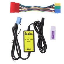 Changeur de CD USB SD AUX   Lecteur MP3, Interface de Radio, pour Audi A2 A4 A6 S6 A8 S8