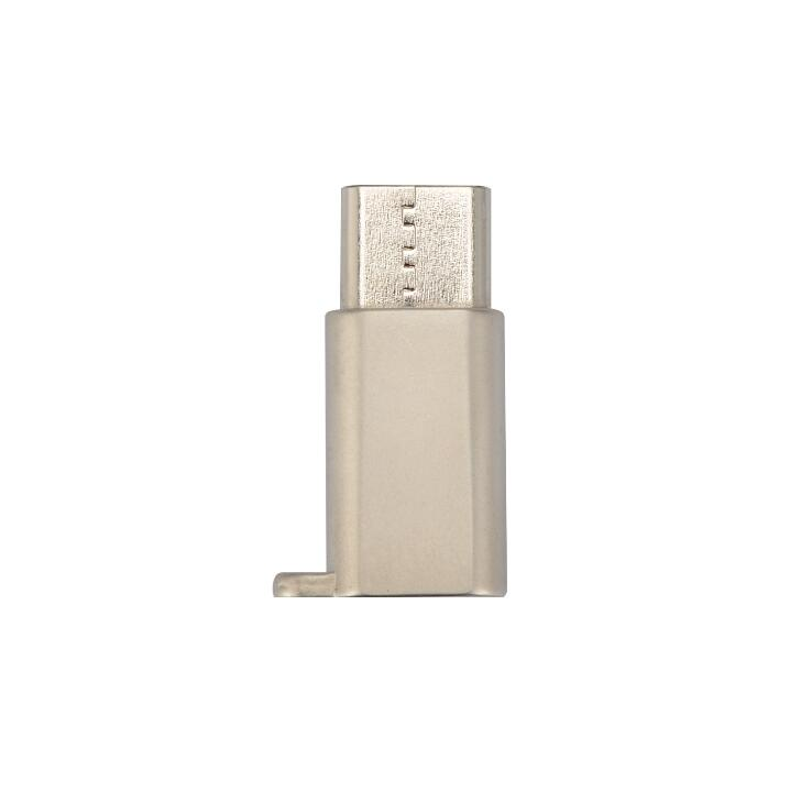 LBSC Cable de teléfono USB C 3,1 macho a Micro USB convertidor de carga rápida adaptador hembra USB tipo C para Samsung Nokia ADT778