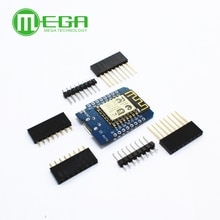 D1 mini-Mini NodeMcu 4M octets Lua WIFI Internet des objets carte de développement basée ESP8266