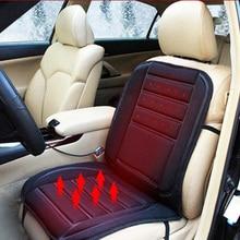 Housses de sièges chauffants de voiture 12V   Housse universelle de sièges de voiture, coussin de chauffage de lauto 12V, housse de sièges dauto, coussins accessoires intérieurs