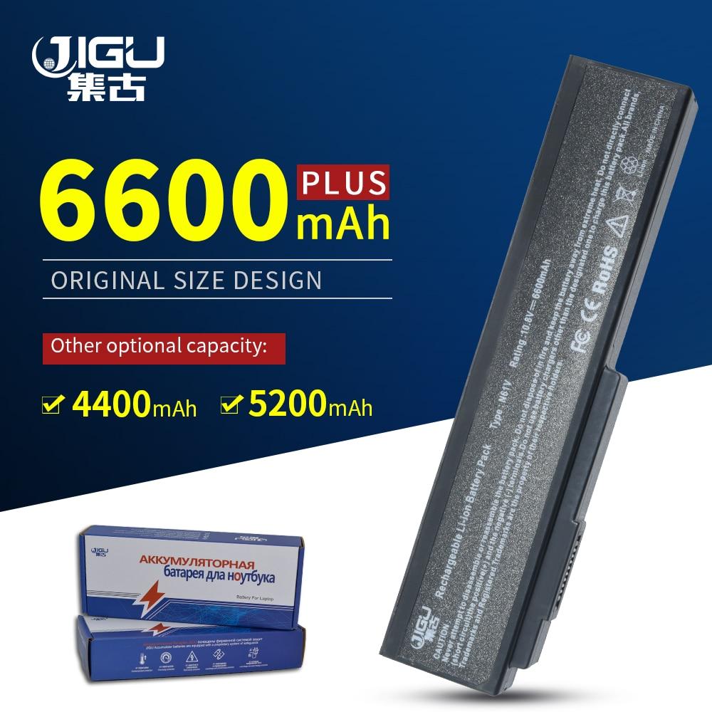 JIGU batería del ordenador portátil para Asus N61w N43 A32-N61 A32-M50 N53S N53J N53JQ N61V A32-H36 X55 N53DA