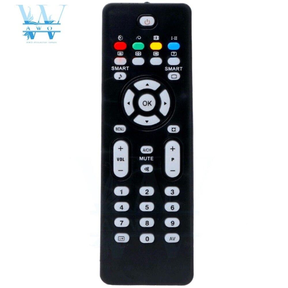 Nouvelle télécommande convient pour philips TV lcd intelligent led HD 42PFL7422 47PFL7422 RC2023601/01 rc2023617/01
