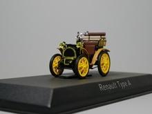 Auto inn-norev renault type a diecast modelo de carro