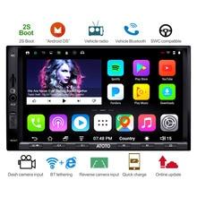 ATOTO-lecteur stéréo de Navigation GPS   Android 2Din/2 * Bluetooth/A6Y2721PB 2 go + 32 go/2A charge rapide/Indash Radio multimédia/WiFi