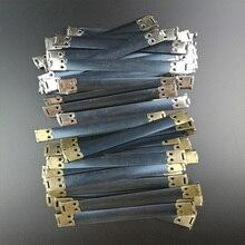 5 pièces/ensemble de sacs à main   Cadre interne en métal verrouillage de fermoir pour bourse, Vintage poignée interne flexible, bricolage sacs de couture, accessoires 8/10/12cm