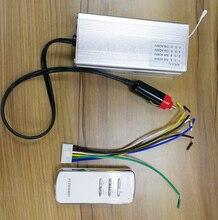 Smart Film Auto adapter, automobiel Omvormer 12VDC naar 60VAC
