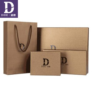 DIDE Men and women short wallet gift box/gift bag Replace transportation cost supplement link