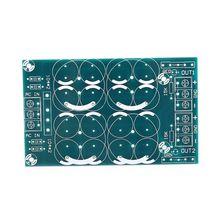 Rectificador filtro Placa de alimentación Doble potencia salida paralela PCB placa de circuito impreso