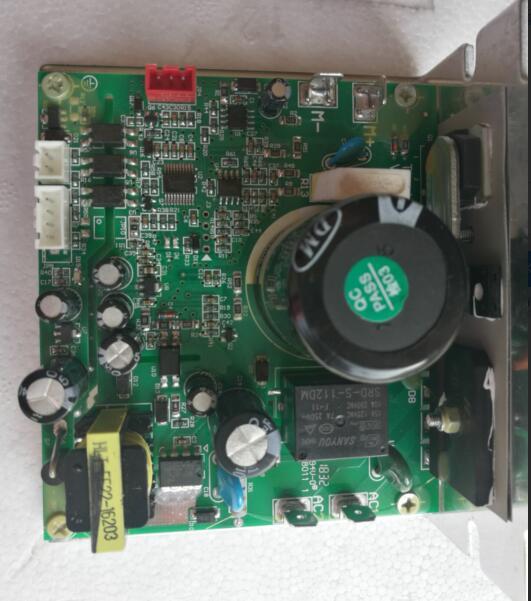Placa de potencia interna, montaje de relé para cinta de correr, montaje de relé de placa de potencia interna, YIJIAN