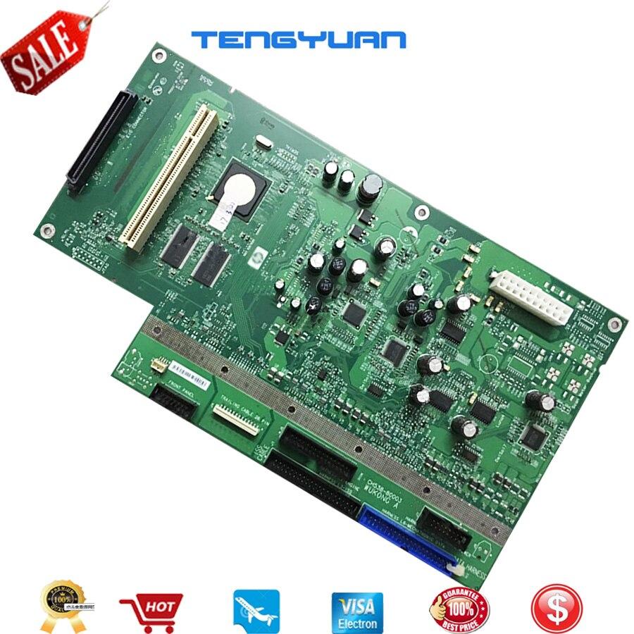 PCA الرئيسي وحة التحكم ل HP ديزاين T770 T770 T1200 المنسق المنطق مجلس الراسمة جزء CH538-80003 CH538-67009 الراسمة أجزاء